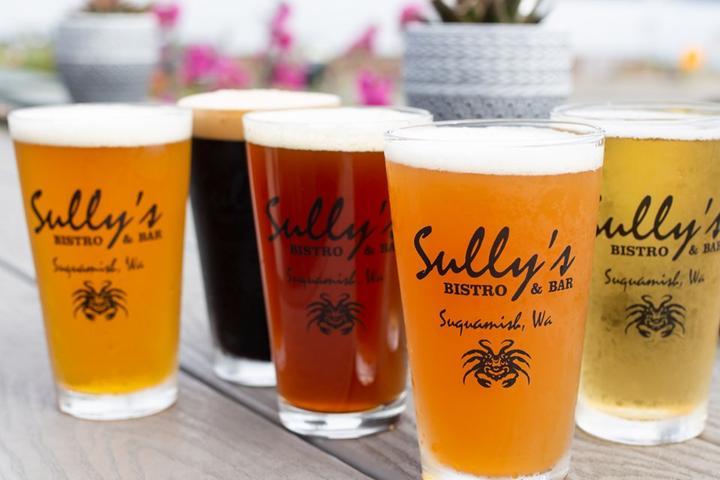 Pet Friendly Sully's Bistro & Bar