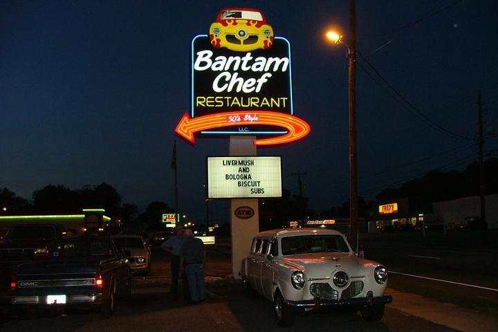 Pet Friendly Bantam Chef