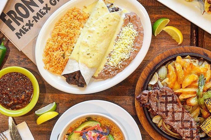 Pet Friendly Frontera Mex-Mex Grill