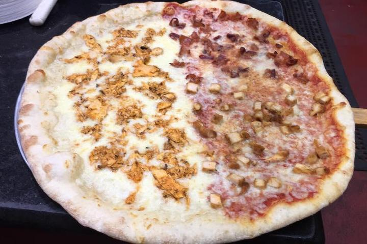 Pet Friendly Valentino's Pizza