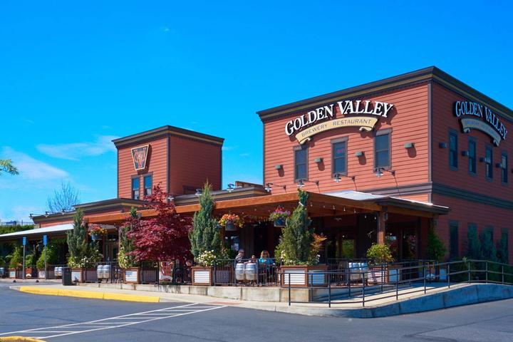 Pet Friendly Golden Valley Brewery & Restaurant