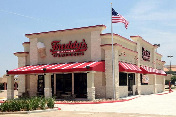 Pet Friendly Freddy Frozen Custard & Steakburgers