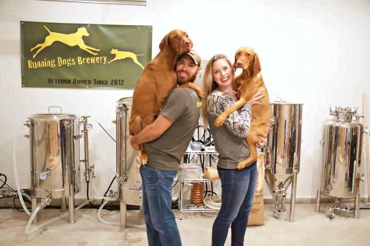 Pet Friendly Running Dogs Brewery