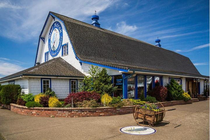 Pet Friendly Blue Heron French Cheese Company