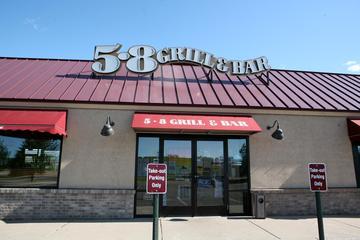 Pet Friendly 5-8 Grill & Bar