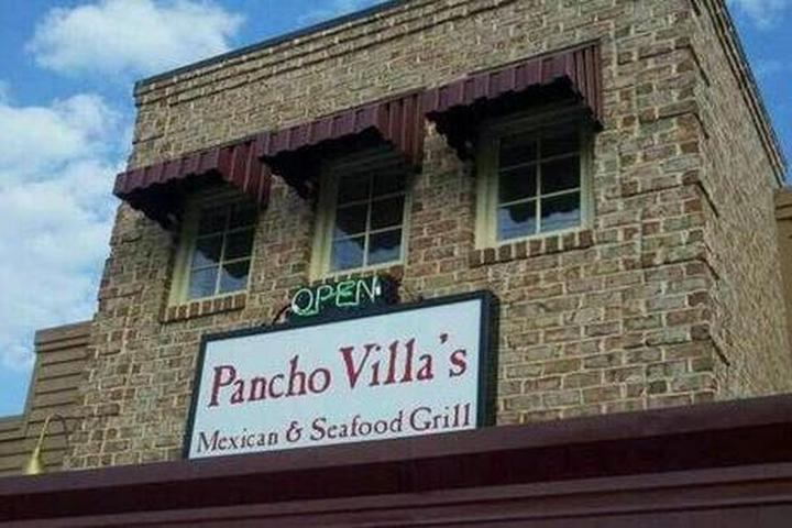Pet Friendly Pancho Villa's Mexican Restaurant