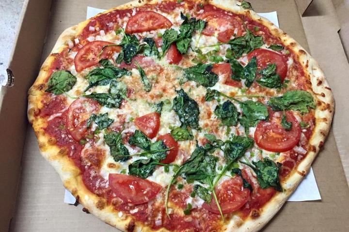 Pet Friendly NYC Pizza
