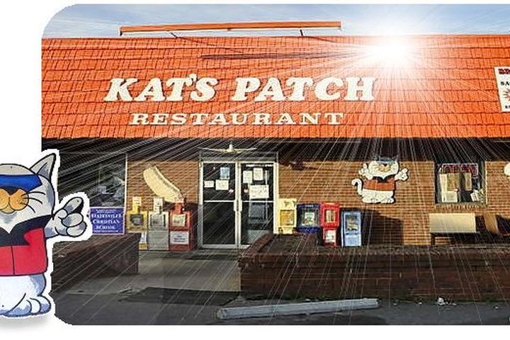 Pet Friendly Kat's Patch Restaurant