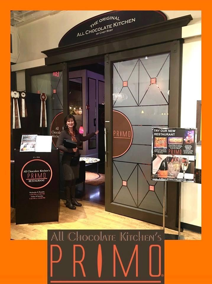all chocolate kitchens primo is dog friendly - All Chocolate Kitchen