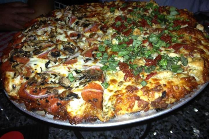Pet Friendly Brugo's Pizza Co & Bistro