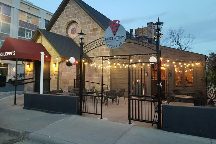 Pet Friendly Scileppi's at The Old Stone Church
