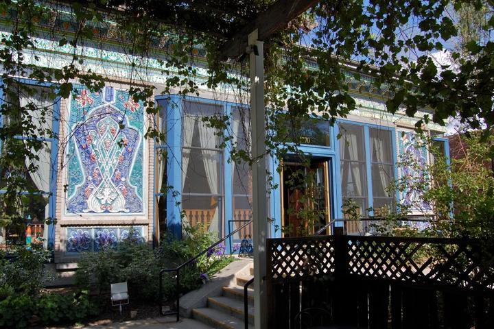 Pet Friendly The Boulder Dushanbe Teahouse