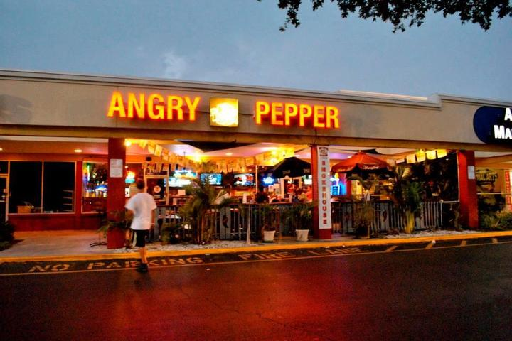 Pet Friendly Angry Pepper Tap House