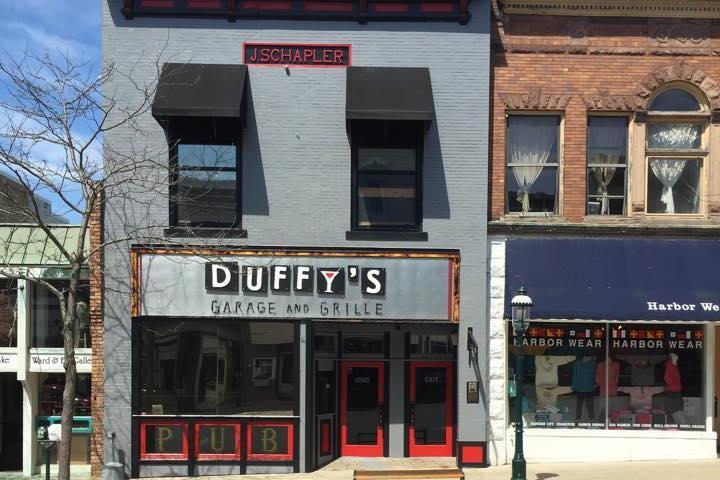 Pet Friendly Duffy's Garage & Grille