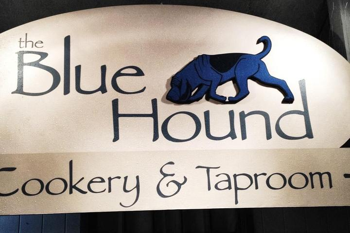 Pet Friendly The Blue Hound Cookery
