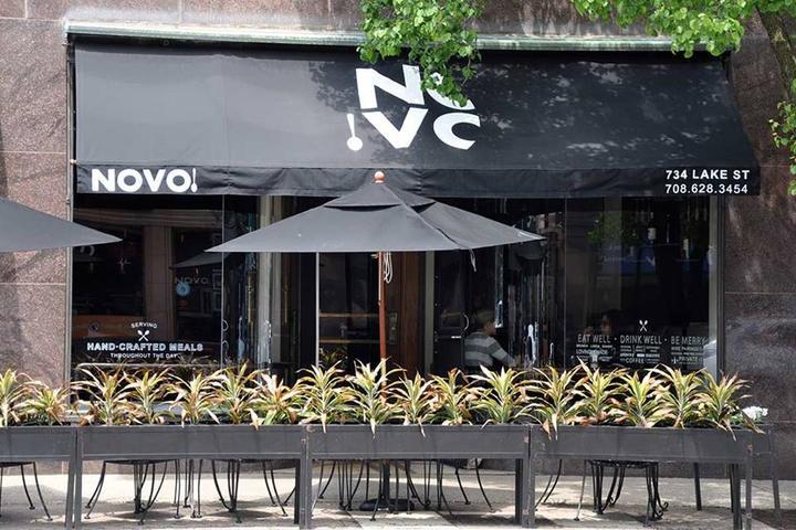 Pet Friendly NOVO Restaurant and Wine Bar