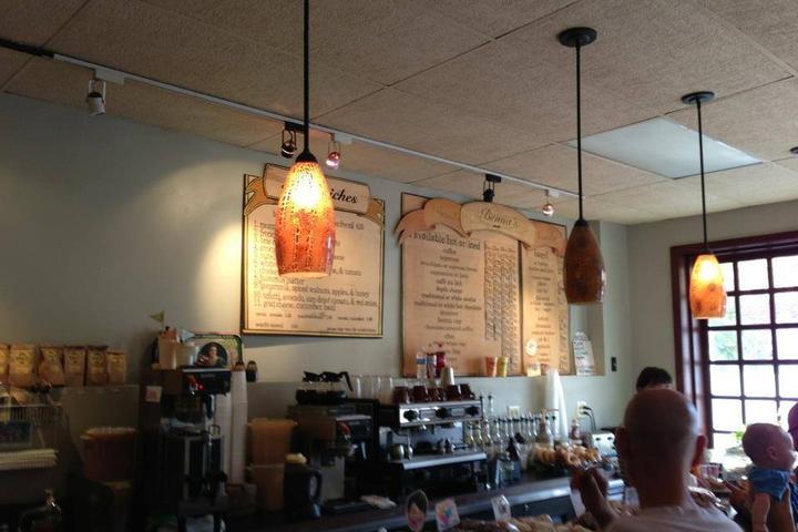 Pet Friendly Benna's Cafe