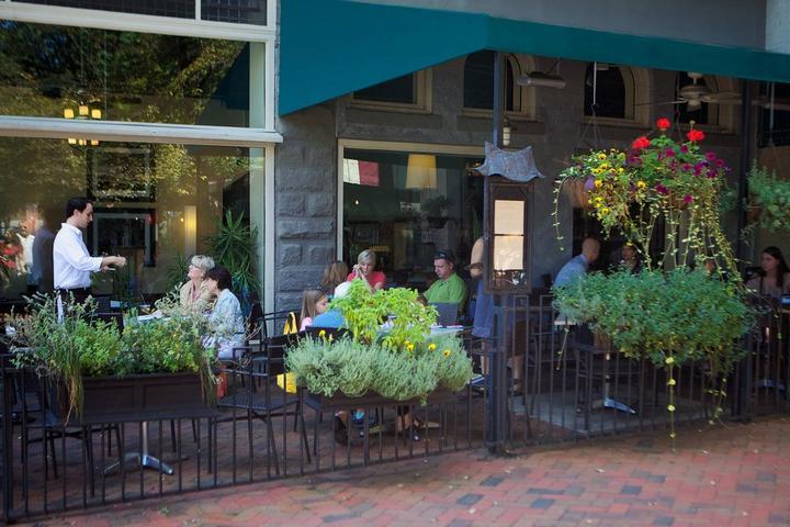 Dog Friendly Restaurants In Asheville Nc Bring Fido