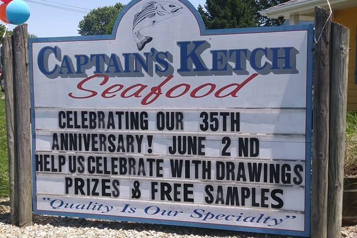 Pet Friendly Captain Ketch's Seafood