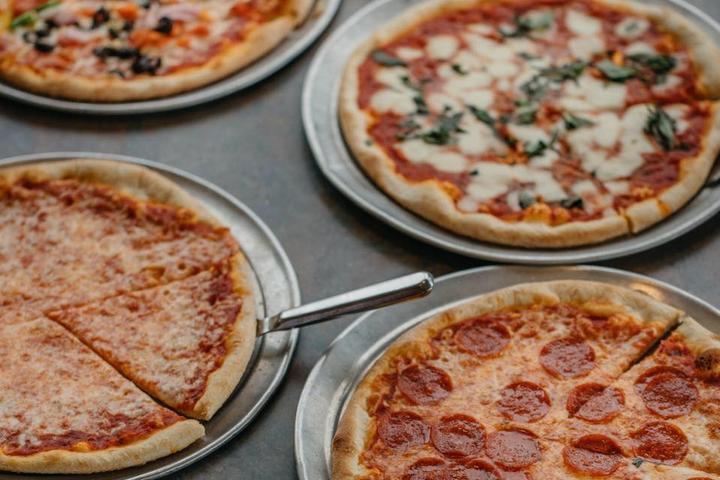 Pet Friendly Tony's New York Pizza