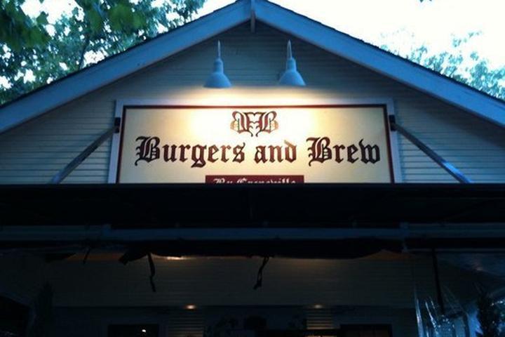 Pet Friendly Burgers & Brew