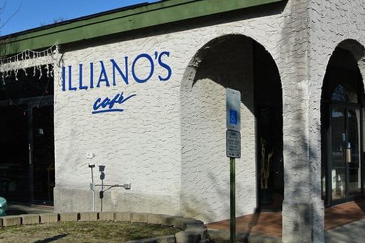 Pet Friendly Illiano's Cafe
