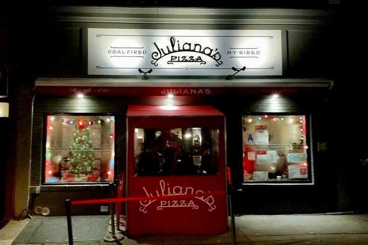 Pet Friendly Juliana's Pizza