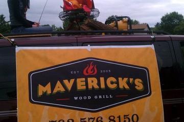 Pet Friendly Maverick's Wood Grill