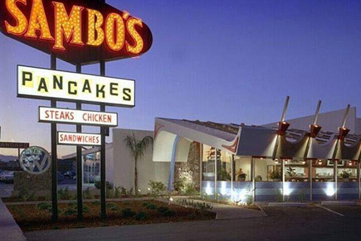 Pet Friendly Sambo's Restaurant