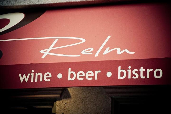 Pet Friendly Relm Wine & Beer Bistro