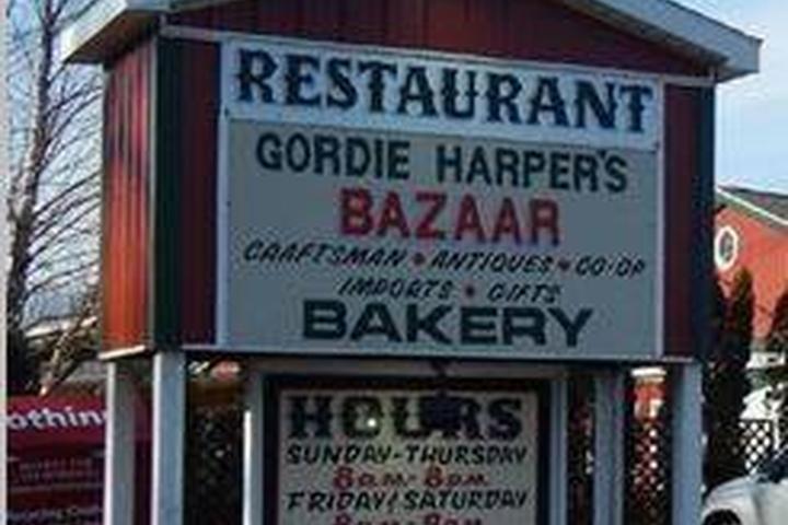 Pet Friendly Gordie Harper's Bazaar