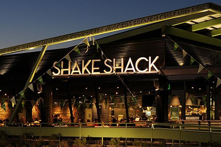 Pet Friendly Shake Shack