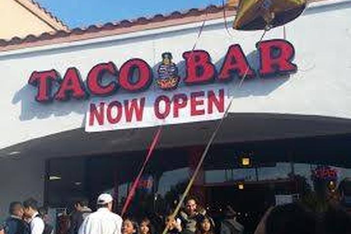 Pet Friendly Taco Bar