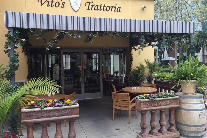 Pet Friendly Vito's New York Trattoria