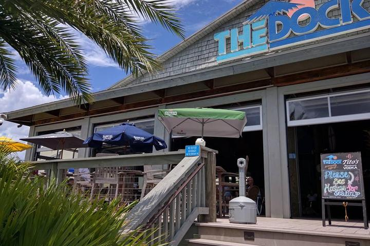 Pet Friendly The Dock Bar & Grill