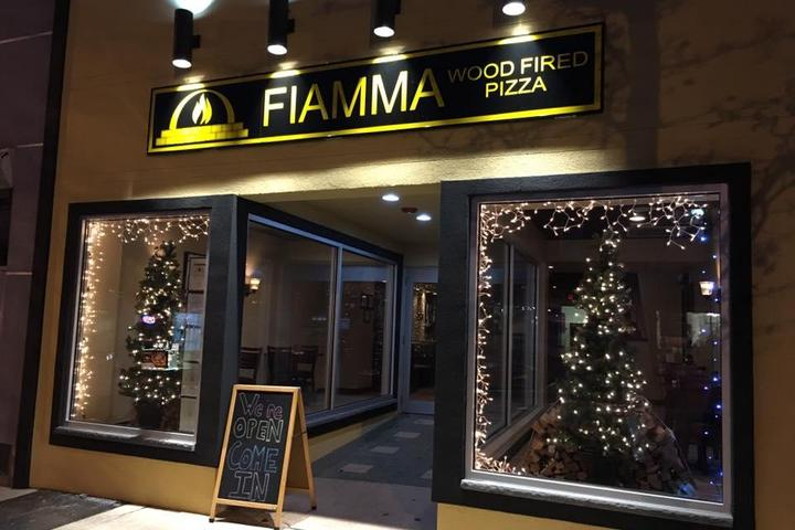 Pet Friendly Fiamma Wood Fired Pizza