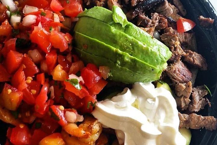 Pet Friendly Baja Fresh Mexican Grill