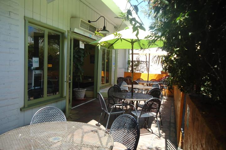 Pet Friendly Christophers Nothing Fancy Cafe