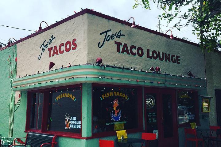 Pet Friendly Joe's Taco Lounge & Salsaria