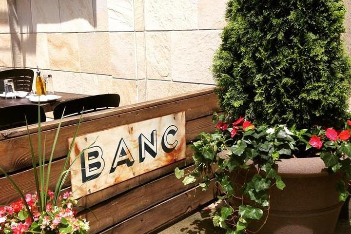 Pet Friendly Banc Cafe