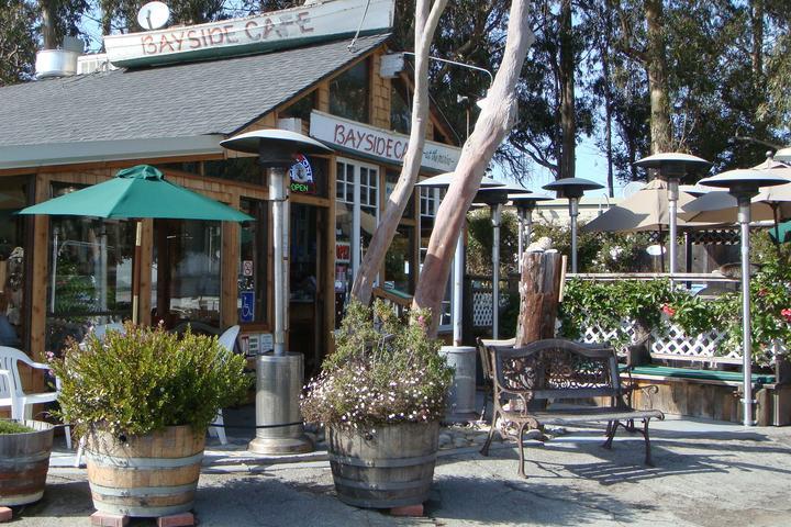 Pet Friendly Bayside Cafe