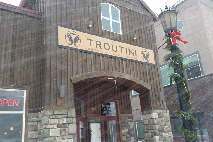 Pet Friendly Troutini