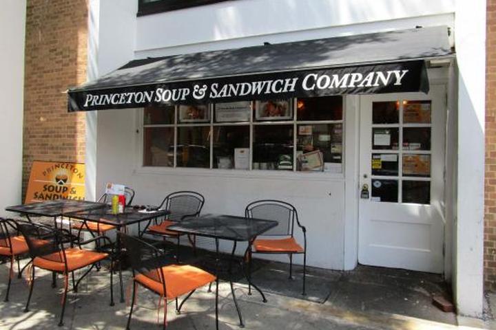 Pet Friendly Princeton Soup and Sandwich Company