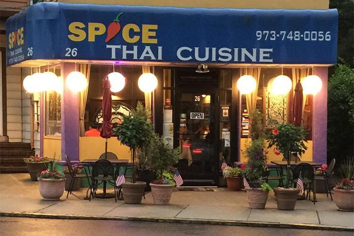 Pet Friendly Spice Thai Cuisine