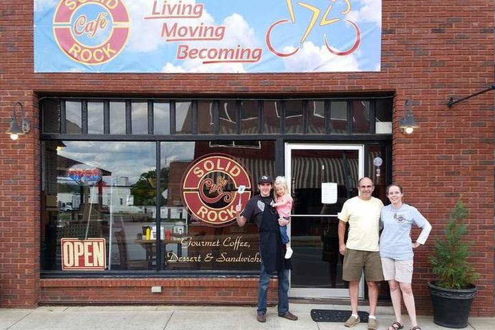 Pet Friendly Solid Rock Cafe