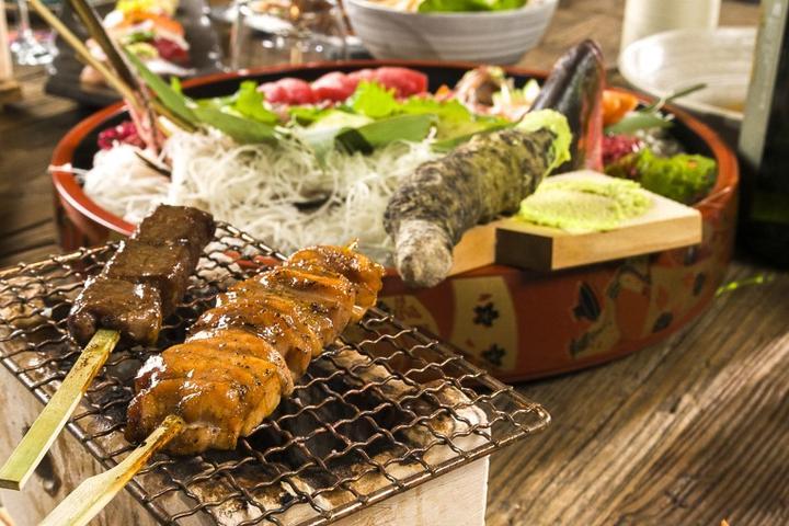 Pet Friendly Dragonfly Robata Grill & Sushi