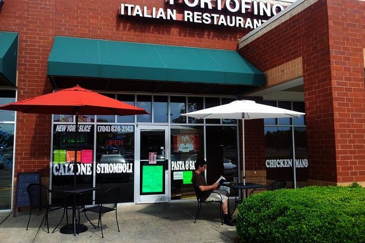 Pet Friendly Portofino's Italian Restaurant