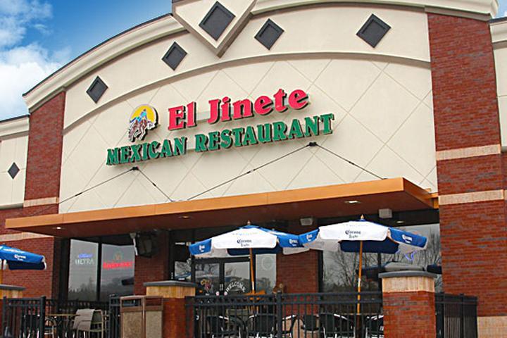 Pet Friendly El Jinete Mexican Restaurant