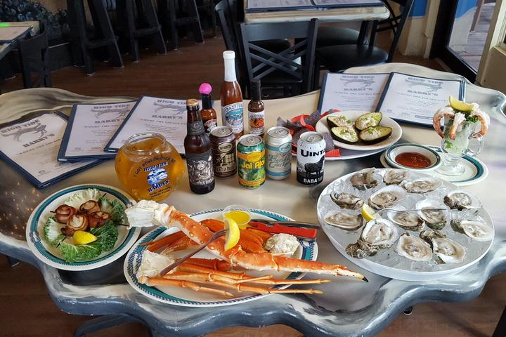 Pet Friendly High Tide Harry's Seafood
