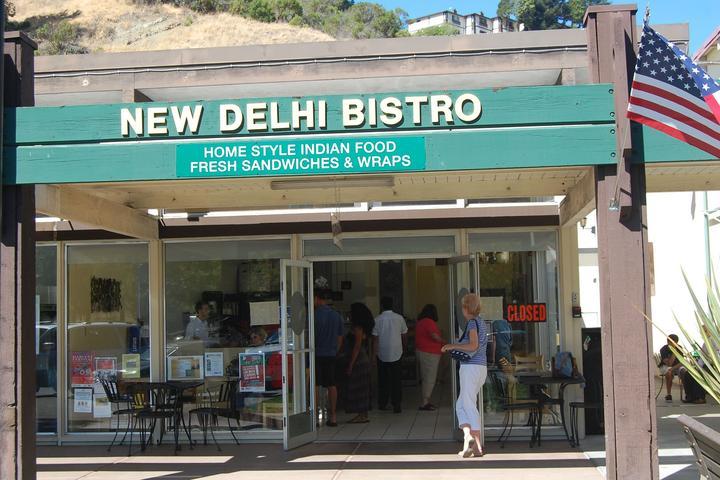 Pet Friendly New Delhi Bistro